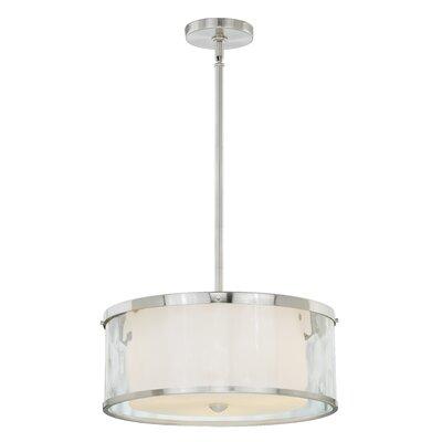 Dunellon 3-Light Pendant Light
