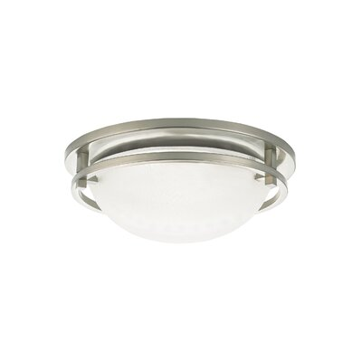 Etta 3-Light Flush Mount