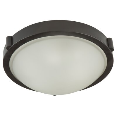 Passabe Flush Mount Finish: Oil Rubbed Bronze