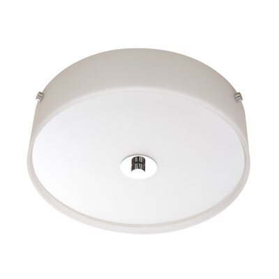Adams 2-Light Flush Mount