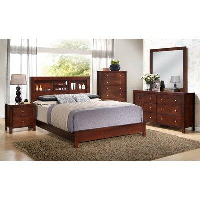 Brennen Panel Customizable Bedroom Set