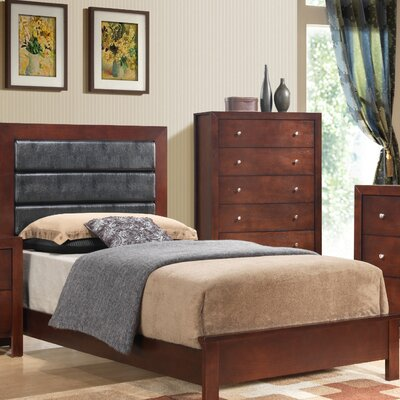 Brennen Upholstered Panel Bed Size: Full