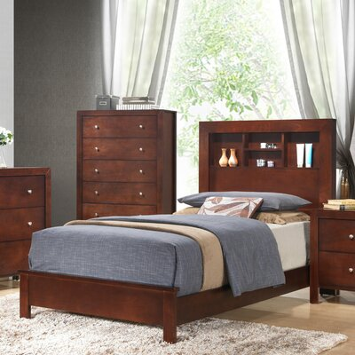 Brennen Panel Bed Size: Twin