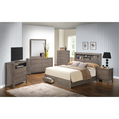 Brennen Platform Configurable Bedroom Set