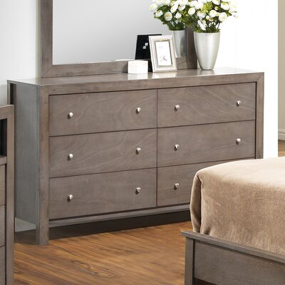 Brennen 3 Drawer Gentlemans Chest Color: Gray