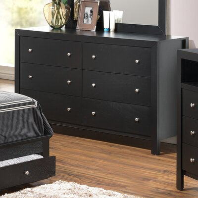 Brennen 3 Drawer Gentlemans Chest Color: Black