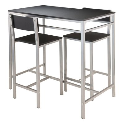 Howard 3 Piece Pub Table Set