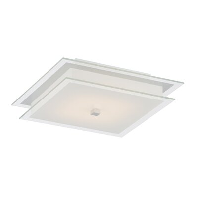 Cleveland 1-Light Flush Mount