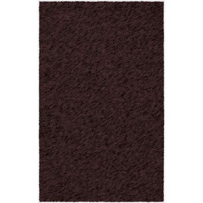 Pablo Burgundy Rug Rug Size: Rectangle 5 x 8