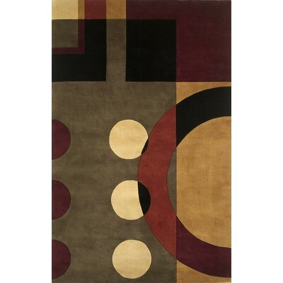 Vaughn Tone Area Rug Rug Size: Rectangle 53 x 83
