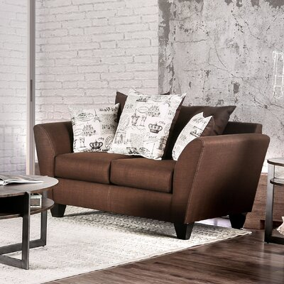 Griffin Contemporary Loveseat