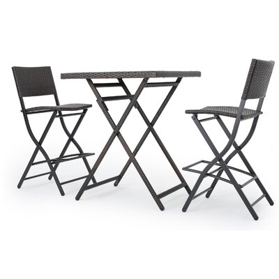 Kerr 3-Piece Bar Set