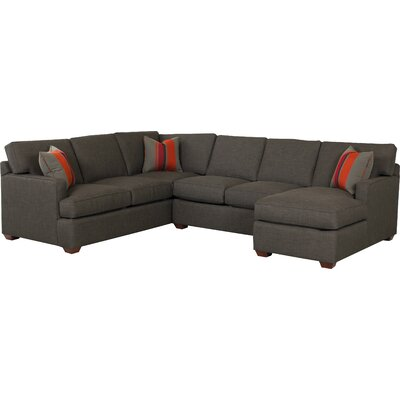 Roberts Sectional Upholstery: Charcoal
