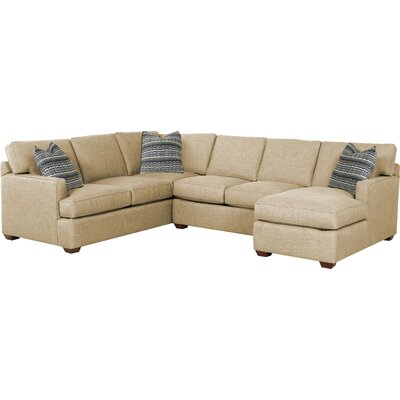 Roberts Sectional Upholstery: Linen