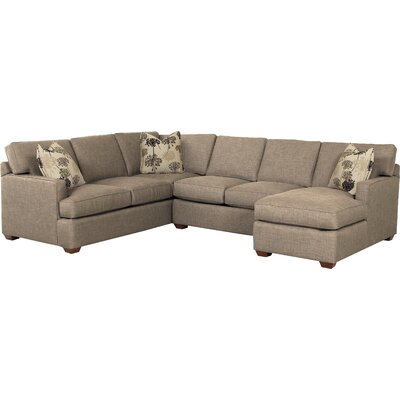 Latitude Run LATT1855 Roberts Sectional Upholstery