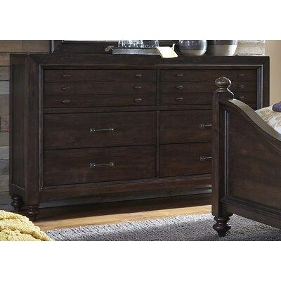 Underwood 6 Drawer Double Dresser