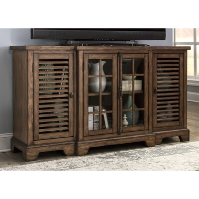 Gardner 64 TV Stand Color: Brown