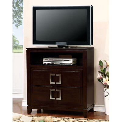 Suruga 2 Drawer Media Chest