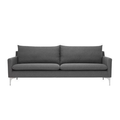 Sherman Sofa Upholstery: State Gray
