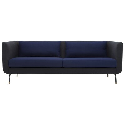 Harrington Sofa Upholstery: Navy Blue