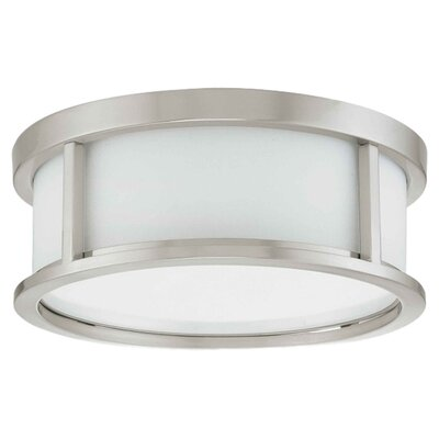 Floyd Flush Mount Size / Energy Star: 4.87 H x 13.12 W / No