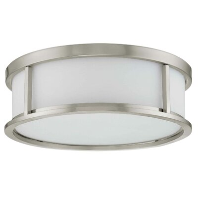 Floyd Flush Mount Size / Energy Star: 5.62 H x 15 W / No