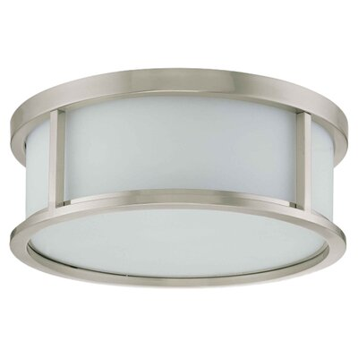 Floyd Flush Mount Size / Energy Star: 5.62 H x 17 W / No