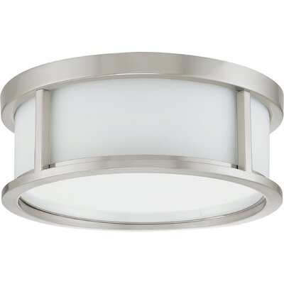 Floyd Flush Mount Size / Energy Star: 4.87 H x 13.12 W / Yes