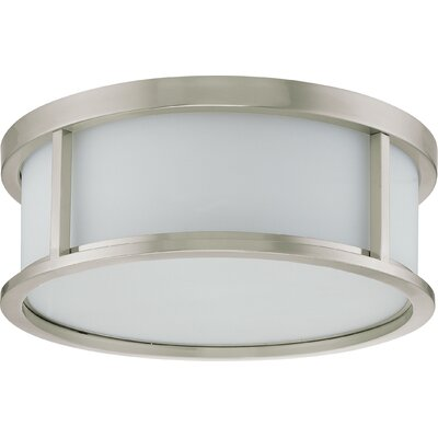 Floyd Flush Mount Size / Energy Star: 5.62 H x 15 W / Yes