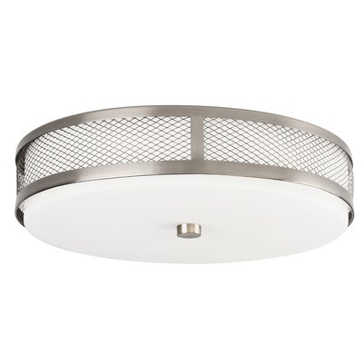 Patton 1-Light LED Flush Mount