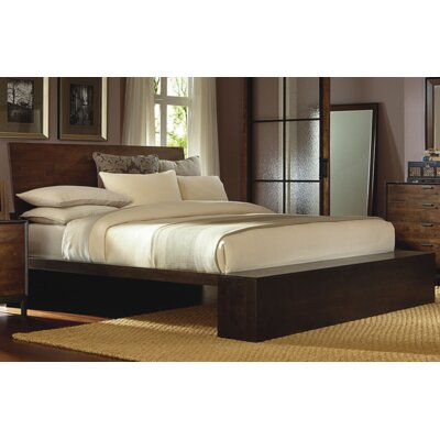 Kolton Platform Bed Size: King