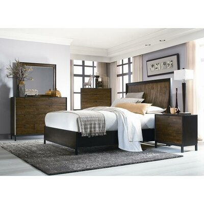 Kolton Panel Customizable Bedroom Set