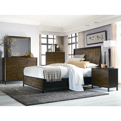 Kolton Storage Platform Bed