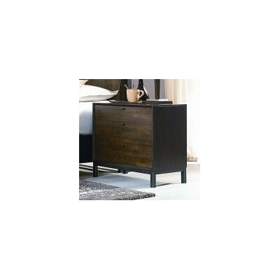 Kolton 2 Drawer Nightstand