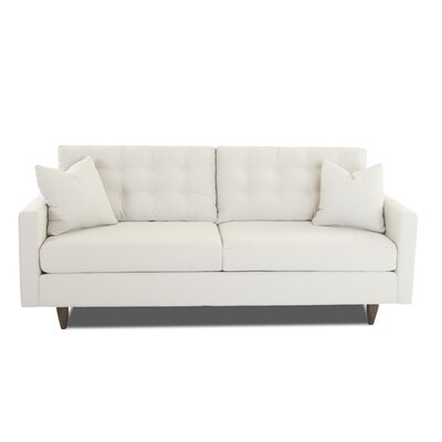 Diane Loveseat Upholstery: Conversation Pearl