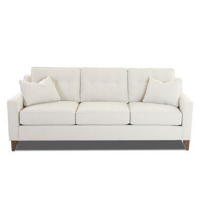 Pardo Sofa Upholstery: Amigo Granite