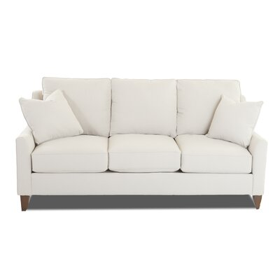 Bower Sofa Upholstery: Amigo Dove