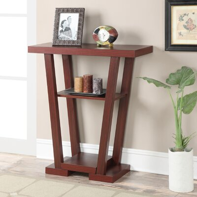 Grovetown Console Table Finish: Mahogany