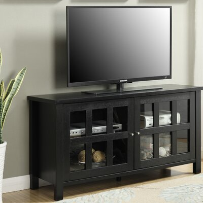 47 TV Stand Color: Black