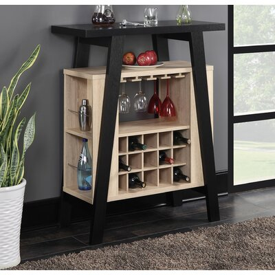 Grovetown Bar with Wine Storage