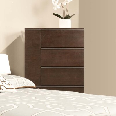 Emory 5 Drawer High Chest