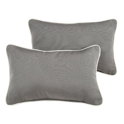 Feldspar Indoor/ Outdoor Sunbrella Lumbar Pillow