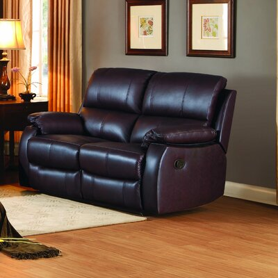Monoceros Reclining Loveseat
