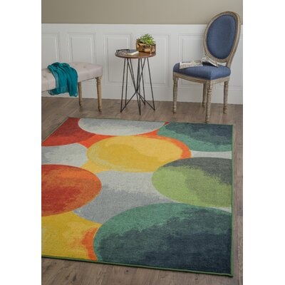 Palmerston Area Rug Rug Size: 53 x 73