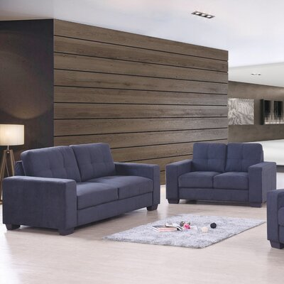 Charleen 2 Piece Living Room Set