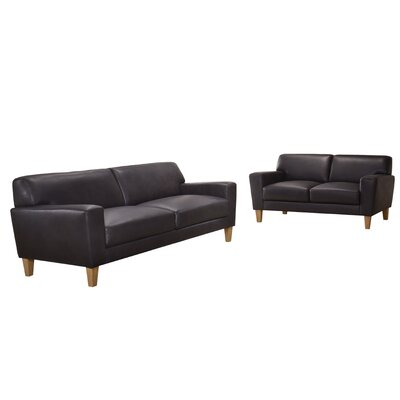 Nicole Sofa and Loveseat Set