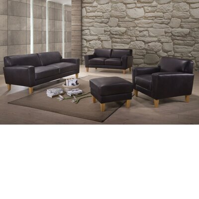 Pullins 3 Piece Living Room Set