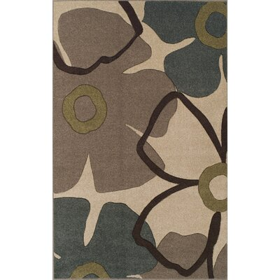 Anderson Ivory Area Rug Rug Size: Rectangle 53 x 77