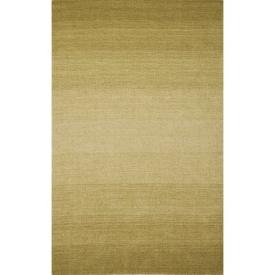 Louisa Lime Area Rug Rug Size: Rectangle 5 x 73