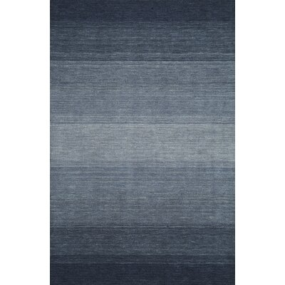 Louisa Navy Area Rug Rug Size: Rectangle 79 x 99